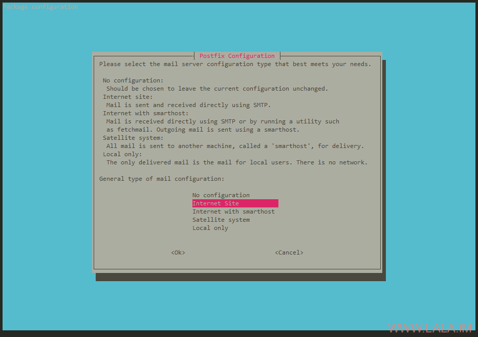 Debian10使用Postfix+Dovecot+Roundcube搭建邮件服务器-荒岛